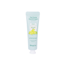 Bling Cat Perfume Hand Cream - Green Grape