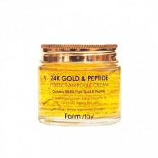 24K Gold & Peptide Perfect Ampoule Cream
