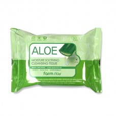 Aloe Moisture Soothing Cleansing Tissue