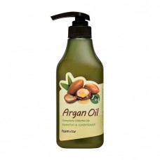 Argan Oil Complete Volume Up Shampoo & Conditioner