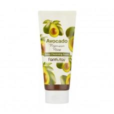 Avocado Premium Pore Deep Cleansing Foam