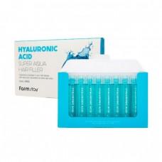 Hyaluronic Acid Super Aqua Hair Filler (10 pcs.)