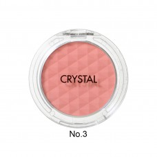 Crystal Blusher - 03 Pleasure Peach