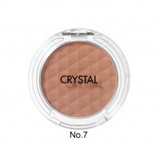 Crystal Blusher - 07 Bronzing Brown