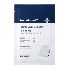 Dr. OHKIMS Sucretenol Recover Gauze Mask Sheet