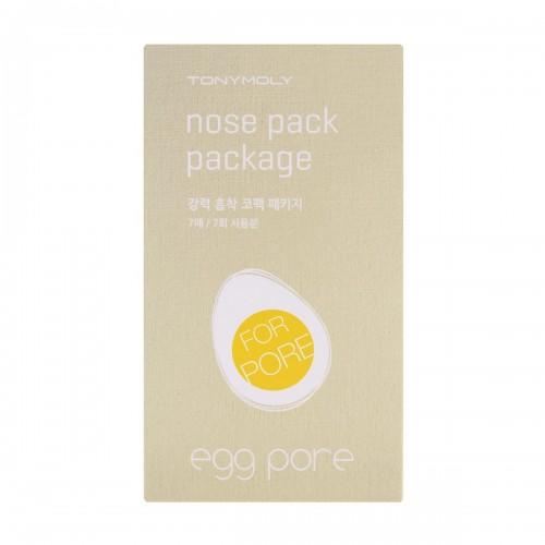 Egg Pore Nose Pack (1 sheet)