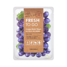 Fresh To Go Grape Mask Sheet - Pore Care