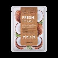 Fresh To Go Coconut Mask Sheet - Hydrating