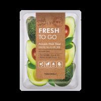 Fresh To Go Avocado Mask Sheet - Nourishing