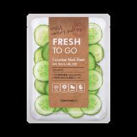 Fresh To Go Cucumber Mask Sheet - Calming