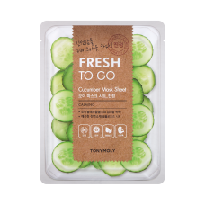 Fresh To Go Cucumber Mask Sheet - Calming
