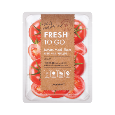 Fresh To Go Tomato Mask Sheet - Vitality