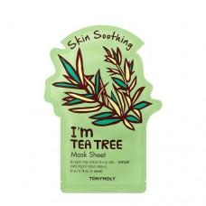 I'm Tea Tree Mask Sheet - Skin Soothing