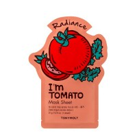 I'm Tomato Mask Sheet - Radiance