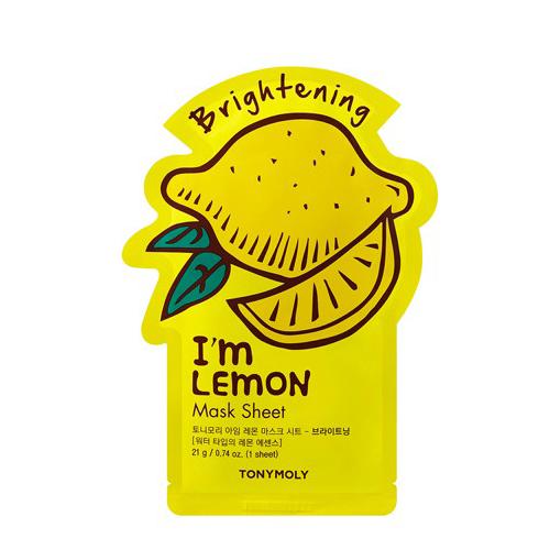 I'm Lemon Mask Sheet - Brightening