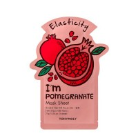 I'm Pomegranate Mask Sheet - Elasticity