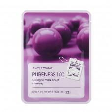 Pureness 100 Collagen Mask Sheet - Elasticity