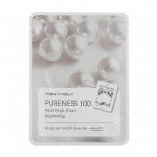 Pureness 100 Pearl Mask Sheet - Brightening
