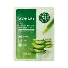 Wonder Chok Chok Aloe Mask Sheet