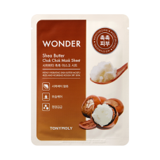 Wonder Shea Butter Chok Chok Mask Sheet