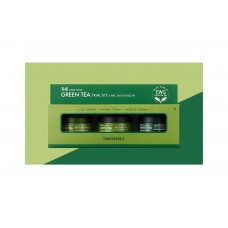 The Chok Chok Green Tea Trial Kit
