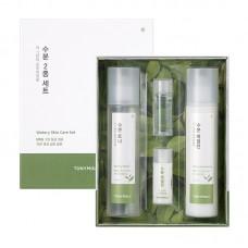 The Green Tea True Biome Watery Skin Care Set